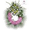 Corona-floral difuntos y funerales